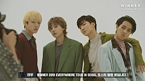 WINNER - \'EVERYWHERE TOUR\' TEASER #2