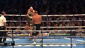 เทปบันทึกภาพมวย คู่ Tyson Fury VS Francesco Pianeta