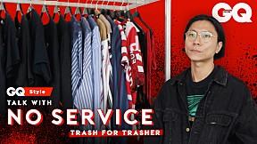 GQ Style คุยกับ No Service แบรนด์นอกกระแสกับเทรนด์แฟชั่นใส่ใจโลกในตอนนี้