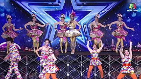 THAILAND\'S GOT TALENT 2018 | EP.05 | 03 ก.ย. 61 [2\/4]