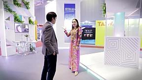 ตัวอย่าง Perspective   เเอน จักรพงค์ จักราจุฑาธิบดิ์ ส่งออกคอนเทนท์ไทยไกลระดับโลก