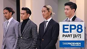 The Face Men Thailand : Episode 8 Part 2\/7