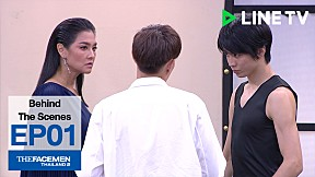 Behind The Scenes -  The Face Men Thailand Season 2 : Episode 1