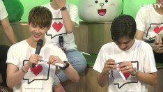 Love By Chance Exclusive LIVE on LINE TV 2/4