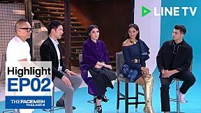Highlight : The Face Men Thailand Season 2 : Episode 2