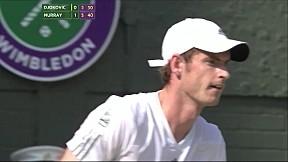 Novak Djokovic V Andy Murray l เทนนิสวิมเบลดัน ปี 2013