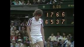 Bjorn Borg V John McEnroe l เทนนิสวิมเบลดัน ปี 1980