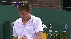 John Isner V Nicolas Mahut l เทนนิสวิมเบลดัน ปี 2010