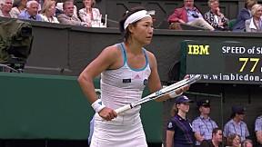 Kimiko Date-Krumm V Venus Williams l เทนนิสวิมเบลดัน ปี 2011