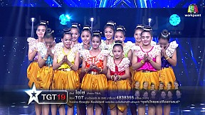 THAILAND\'S GOT TALENT 2018 | EP.14 Semi-Final | 5 พ.ย. 61 [6\/6]