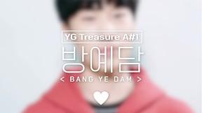 [GOOD NIGHT CAM] A#1 방예담 (BANG YEDAM) l YG보석함