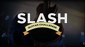SLASH \/\/ GUITAR CHALLENGE