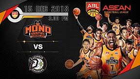 Highlight Basketball ABL Mono Vampire vs Formosa Dreamer (15 Dec 2018)