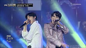 YG TREASURE BOX - 김준규 X 마시호 \'Fun\'