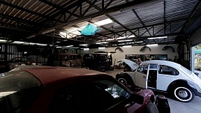 ตัวอย่าง Perspective | อ้น ไพสิฐ เจ้าของอู่ซ่อมรถคลาสสิค Odies Works