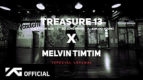 HYUN SUK, DO YOUNG, JUNG HWAN X MELVIN TIMTIM CHOREOGRAPHY VIDEO