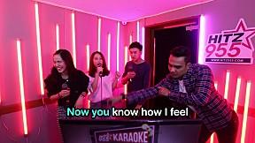 HITZ Karaoke ฮิตซ์คาราโอเกะ ชั้น 23 EP.47   ดีเจ EAZY FM 105.5