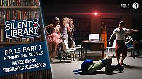 Behind The Scenes   Silent Library ห้องสมุด เงียบสงัด   EP.15 Drag Race Thailand Season2   Part 1