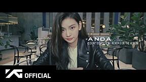 Anda - Countdown Film : Ready for the Album