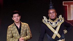 THE MASK LINE THAI | Group ไม้จัตวา | EP.14 | 24 ม.ค. 62 [5\/5]