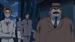 ยอดนักสืบจิ๋ว โคนัน ซีรีส์ ปี 11   EP.553