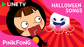 The Little Ghost | Pinkfong Halloween Songs