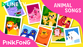 Animal Families | Pinkfong Animal Songs