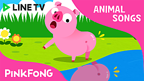 Did You Ever See My Tail? | Pinkfong Animal Songs