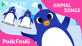 The Penguin Dance | Pinkfong Animal Songs