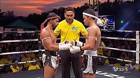 Thai Fight เกาะสมุย 2019 | สมิงเดช เดชไฟฟ้า VS Matin Ghamsari