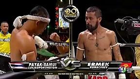Thai Fight เกาะสมุย 2019 | พยัคฆ์สมุย ลูกเจ้าพ่อโรงต้ม VS Ermek Kumachaev