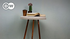 DIY EP.16   Concrete Table with Copper Pipes