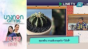 บางกอก City เลขที่ 36   Cactus ของรักของหวงตลกดัง โก๊ะตี๋ อารามบอย   2 พ.ค. 62 (3\/3)