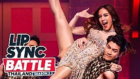 ขนมจีน กุลมาศ - Dance Again + Let\'s Get Loud  + On The Floor | LIP SYNC BATTLE THAILAND SEASON 2