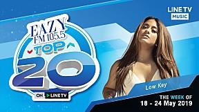 EAZY TOP 20 Weekly Update | 26-05-2019