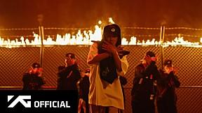 EUN JIWON(은지원) - '불나방 (I'M ON FIRE) (Feat. Blue.D)' M\/V