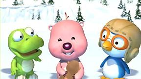 EP.44 ลูปี้มีเพื่อนใหม่ | Pororo the Little Penguin Season 1