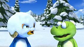 EP.40 ผีหิมะ | Pororo the Little Penguin Season 2