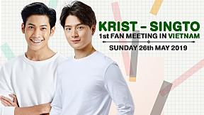 KRIST - SINGTO 1st Fan Meeting in Vietnam
