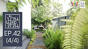 บ้านและสวน : สวนรักน้ำ รักปลา(คาร์ป) รักสวน l EP.42[4\/4]