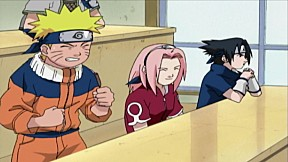 Naruto EP.134   จุดจบของหยาดฝนแห่งน้ำตา [1\/2]