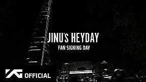 JINU - [JINU\'s HEYDAY] FAN-SIGNING EVENT in JAMSIL