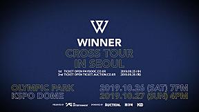 WINNER - \'CROSS TOUR IN SEOUL\' MESSAGE VIDEO