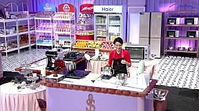 5 ชั่วโมง 5 เมนู กับโจทย์ Sweet Chef Happy Set
