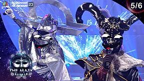 The Mask จักรราศี   EP.07 Semi Final   หน้ากากราศีไหนจะได้เข้ารอบ   10 ต.ค. 62 [5\/6]