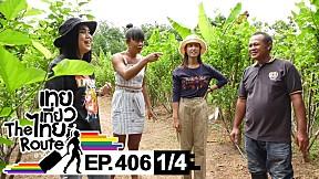 เทยเที่ยวไทย The Route | ตอน 406 | พาเที่ยว ไร่สุขสวัสดิ์ จ.หนองบัวลำภู [1\/4]