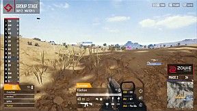 PUBG Global Championship 2019 - Group Stage (Group B \/ Game 5)