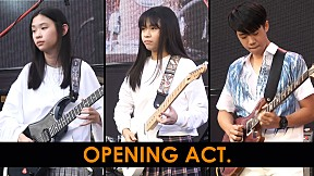 Overdrive Guitar Contest 11 | Opening Act.