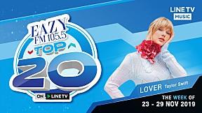 EAZY TOP 20 Weekly Update   01-12-2019