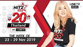 HITZ 20 Thailand Weekly Update   2019-12-01